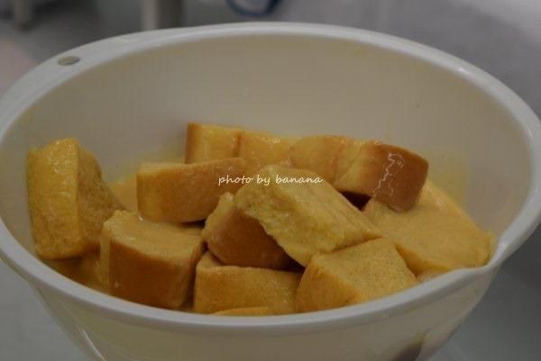簡単おいしいフレンチトーストの種