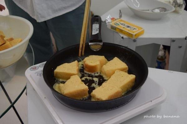 簡単おいしいフレンチトーストの作り方