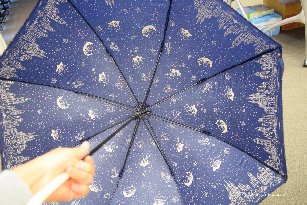 キキララ 大人傘