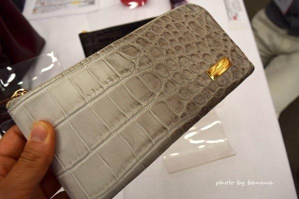 ビートップス・メリディアナ社 イタリアンレザー クロコ型押し長財布 口コミブログ