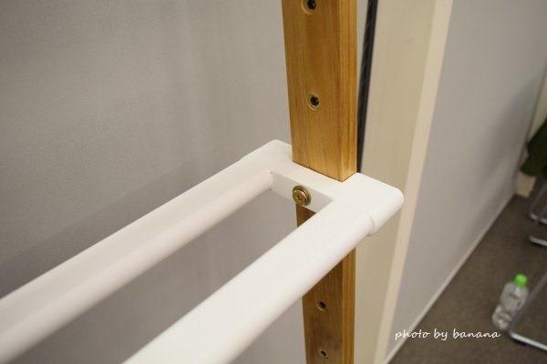 賃貸でもできる狭い玄関の収納アイデア 壁収納