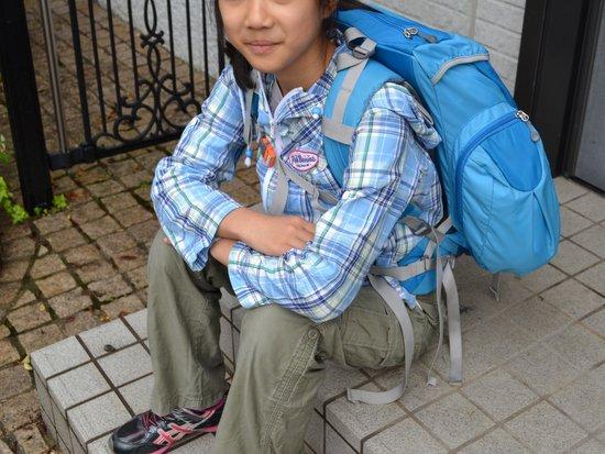 林間学校 服装