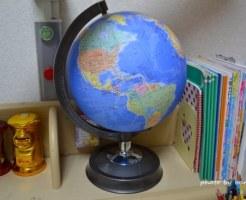 昭和カートン 地球儀