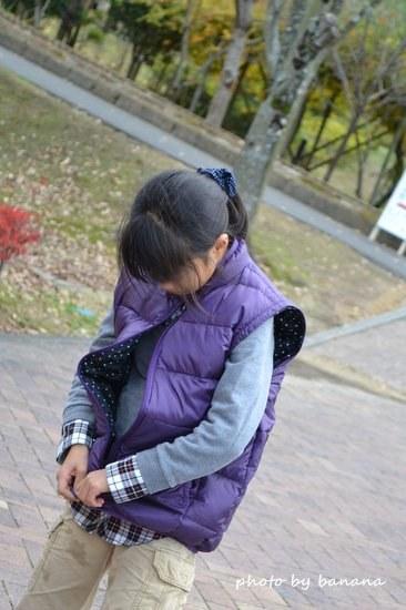 ニッセン・コンパクトダウンジャケット3