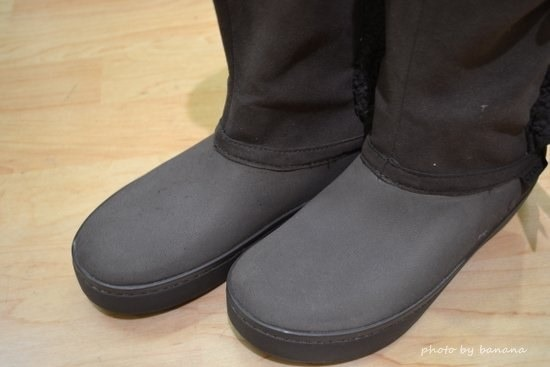 ふくらはぎがきつくてブーツが履けない人に
