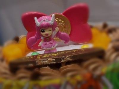 プリキュアケーキ オーナメント