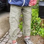 林間持ち物・綿100%長ズボン