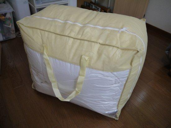 布団収納袋比較・四角