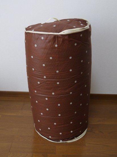 布団をクローゼットに収納する方法
