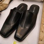 オフィス用革靴スリッパ