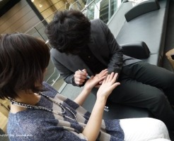 四柱推命・手相の占い師、東京新宿にサロンあり