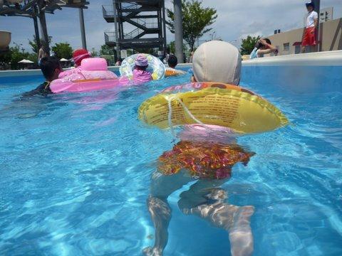 水イボはプールでよく移ります。